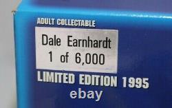 Action NASCAR Diecast Car 124 Dale Earnhardt #3 Wrangler 1980's Model Chevy