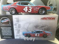 Action Platinum Historical Series Richard Petty 1975 Charger 1/24 Only 619 Made