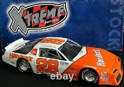 Alan Kulwicki #28 Hardee's 1/24 Action 1984 Pontiac Firebird Xtreme 1/4752