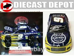 Autographed Chase Elliott 2020 Kelley Blue Book 1/24 Elite Series