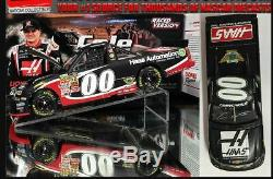 Autographed Cole Custer 2014 New Hampshire Win Raced Version Truck 1/24 Action