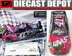 Autographed Kurt Busch 2017 Daytona 500 Win Raced Version 1/24 Action