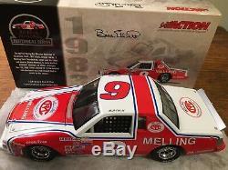 Bill Elliott Melling #9 1983 Thunderbird 1st Win 124 NASCAR Die-Cast