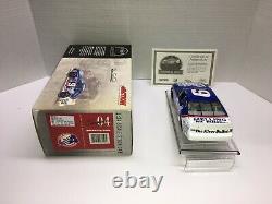 Bill Elliott Nascar Diecast 1991 #9 Coors Light 1/24 Scale Action Thunderbird