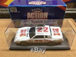 Bobby Allison 1983 Miller High Life #22 Buick Regal 1/24 Vintage NASCAR Diecast