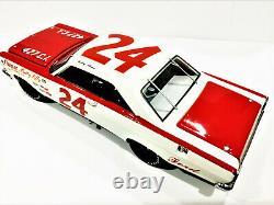 Bobby Allison ACTION #24 Betty Lilly Ford Galaxie Nascar Racing Custom Die-cast