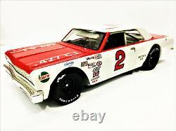Bobby Allison ACTION #2 427 C. I. 1960s Chevy Chevelle Nascar Custom Diecast