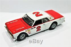Bobby Allison ACTION #2'66 Chevy Chevelle Nascar Custom Diecast Donald Brackins