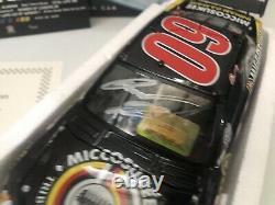 Brad Keselowski #09 Miccosukee Talladega Win 2009 Autographed 1/24 Action NASCAR