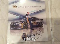 Brad Keselowski Chevy Impala Hellman's Autographed Diecast & Postcards