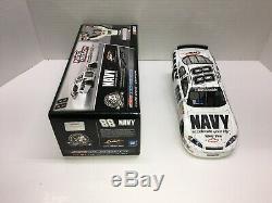 Brad Keselowski Nascar Diecast 2008 #88 Navy Nashville Win 1/24 Scale Rare