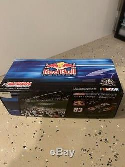 Brian Vickers 2010 Toyota Camry Red Bull Cot Diecast Rare 1 Of 990