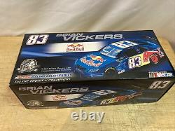 Brian Vickers #83 Red Bull 124 Diecast Action 2008 Camry 1 of 1,476 S5N10