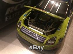 Carl Edwards 2008 Aflac Texas Win Raced Winner 1/24 Elite Diecast Car 1/300