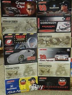 Case of 12 1/24 2004-2006 NASCAR Action RCCA Diecast Cars NEW in boxes