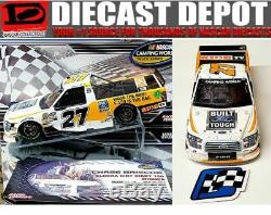 Chase Briscoe 2018 Eldora Win Raced Version #27 Ford F-150 Truck 1/24 Action