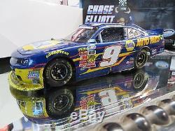 Chase Elliott 2014 Texas Win Raced Version Napa 1/24 Action Nascar Diecast
