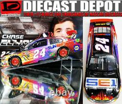 Chase Elliott 2016 Sun Energy #24 Chevy 1/24 Scale Action Nascar Diecast