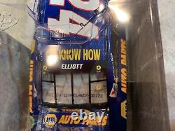 Chase Elliott 2017 Can-am Duel Win Raced Version Napa 1/24 Action Diecast