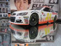 Chase Elliott 2017 Hooters #24 Chevy Ss 1/24 Scale Action Nascar Diecast