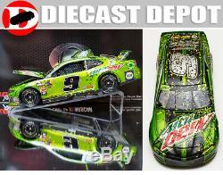 Chase Elliott 2018 Kansas Win Raced Version Mountain Dew 1/24 Rcca Elite Diecast