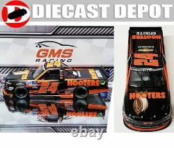 Chase Elliott 2020 Hooters #24 Chevy Silverado Truck 1/24 Action