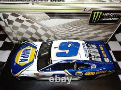 Chase Elliott #9 NAPA Can-Am Duel #2 Win 2018 Camaro ZL1 Action 124 scale RV
