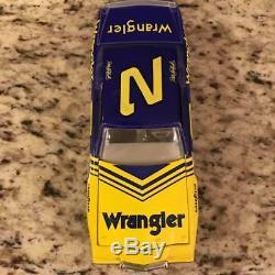 DALE EARNHARDT 1/24 1995 #2 WRANGLER 1981 PONTIAC Nascar DIECAST bv $400