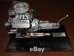 DALE EARNHARDT INC 1/4 SCALE Engine Motor, Serial Number #618, With box