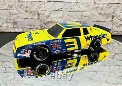 Dale Earnhardt 1984 #3 Monte Carlo Wrangler Action 1/24 Diecast Bank 1 of 7,500