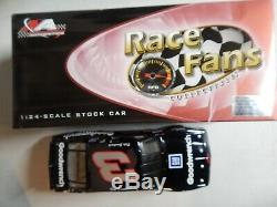 Dale Earnhardt 1988 # 3 Goodwrench Color Chrome 1/24 Action Diecast 641 Made