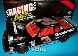 Dale Earnhardt 1988 GM Goodwrench #3 Monte Carlo Aerocoupe 1/24 Vintage NASCAR
