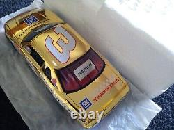 Dale Earnhardt 1990 Goodwrench Lumina 24kt Gold Champ Prototype Holograms Grail