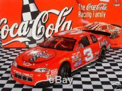 Dale Earnhardt #3 Coca-Cola Coke 1998 Monte Carlo MIB