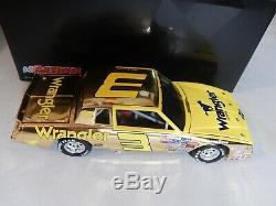 Dale Earnhardt # 3 Wrangler Gold 1984 Monte Carlo 1/24 Action Nascar Diecast