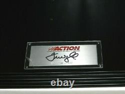 Dale Earnhardt Autographed Signed Action Engine Diecast Brand New Cup Nascar
