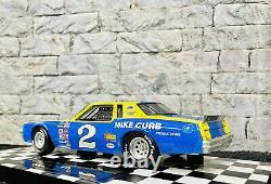Dale Earnhardt Dale The Movie 1980 Mike Curb Champion 1/24 Action NASCAR Diecast