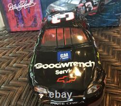 Dale Earnhardt Diecast #3 Goodwrench Crash Car 1997 Monte Carlo 1/24 Action