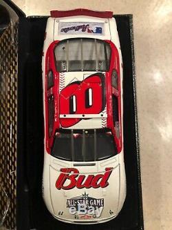 Dale Earnhardt Jr 2001 Daytona Raced Version Elite All-star Game 1/24 Diecast