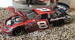 Dale Earnhardt Jr 2005 Chicago Raced Win 1/24 Diecast