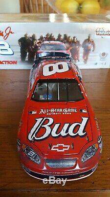 Dale Earnhardt Jr 2005 Chicago Win 1/24