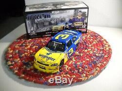 Dale Earnhardt Jr 2010 Impala #3 Wrangler Daytona Win Raced DieCast With Pin