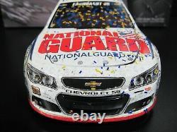 Dale Earnhardt Jr 2014 #88 Martinsville National Guard Raced Version Win Elite