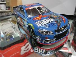 Dale Earnhardt Jr 2014 Superman/ National Guard 1/24 Scale Action Nascar Diecast
