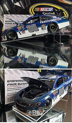 Dale Earnhardt Jr 2015 Nationwide Insurance Duel 150's Raced Version 1/24 Action