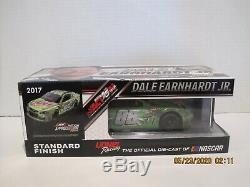 Dale Earnhardt Jr 2017 #88 Mountain Dew Talladega Raced Autograph 1/24