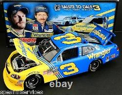Dale Earnhardt, Jr. #3 Wrangler 1/24 Action 2010 SALUTE TO DALE DAYTONA WIN