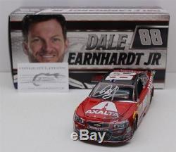 Dale Earnhardt Jr #88 2017 Autographed Axalta Last Ride Raced Version 1/24 New