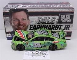 Dale Earnhardt Jr #88 2017 Autographed Mountain Dew Talladega Raced Version 1/24