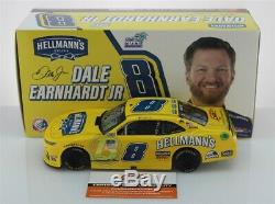 Dale Earnhardt Jr #8 2020 Autographed Hellmanns 1/24 New In Stock Free Shipping